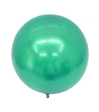 """Повітряна кулька баблс тифані 22""""(55см)"""