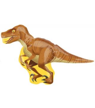 Кульки фігур. Динозавр 115*60см (6п) 21578 Китай