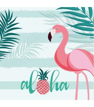 Серветки Aloha 20шт/уп