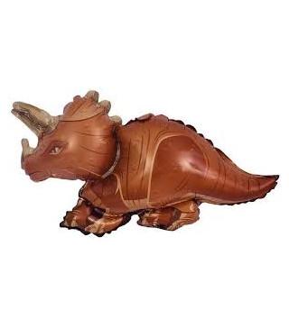 Шарики мини Динозавр-Коричневый 99207 Китай