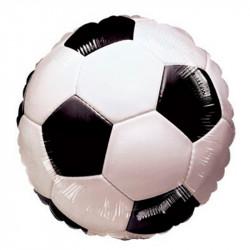 """Кульки фольг з малюнк. А18""""Футбольний м'яч 2,5г) 30802 FlexMetal"""