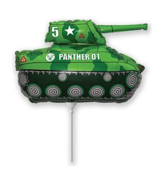 Кульки міні Танк зелений 902672 FlexMetal
