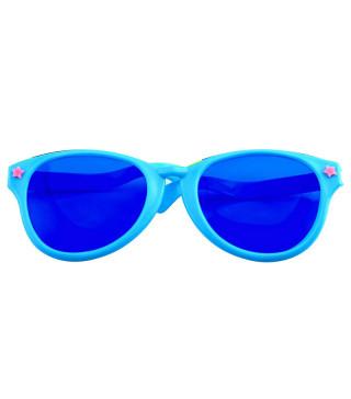 Очки Джумбо голубые