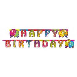 Гірлянда Happy Birthday