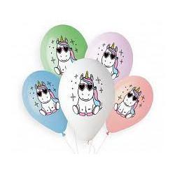 Воздушные шарики Единорог...