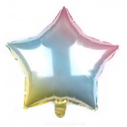 Воздушный шарик Звезда...