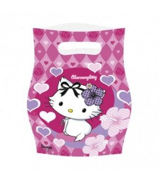 Подарункові пакети Charmmy Kitty 6шт/уп