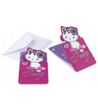 Запрошення Charmmy Kitty 1шт
