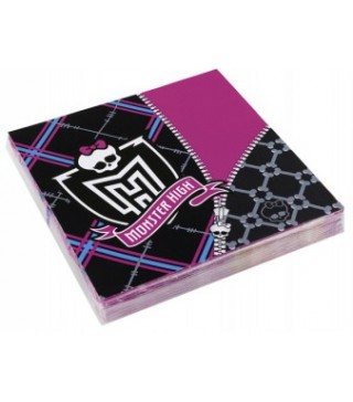Серветки Monster High