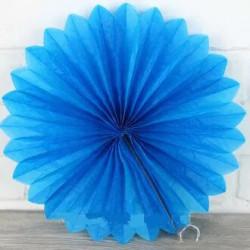 Паперова розетка блакитна...