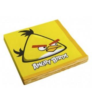 Серветки Angry Birds