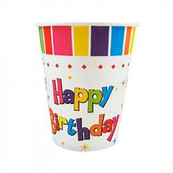 Стаканчики Happy Birthday...