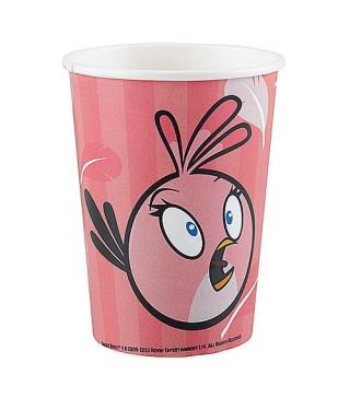 Стаканчики Angry Birds Stella 8шт/уп