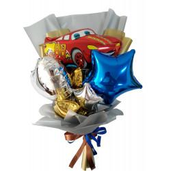 Букет з кульок №5