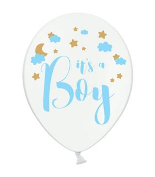 Кульки поштучно з малюнком Its Boy