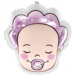 Шарики Младенец девочки