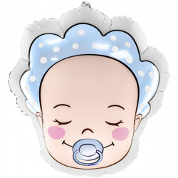 Шарики Младенец мальчика