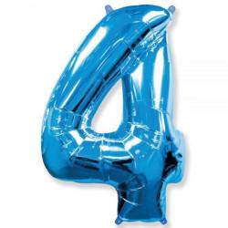 Повітряна кулька Цифра 4...