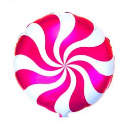 Кульки міні цукерка рожева