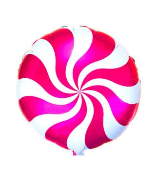 Шарики мини конфета розовая