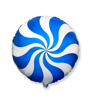 Кульки міні цукерка блакитна