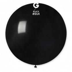 Кульки сюрприз чорні 25 шт/уп