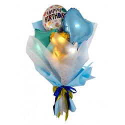 Букет з кульок №7