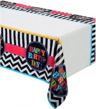 Скатерть Happy Birthday Day