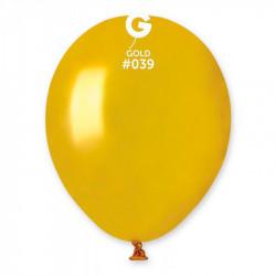 Кульки металік золото 100шт/уп