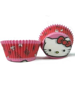 Форми для випічки мафінів Hello Kitty