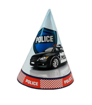 Колпачок Полиция