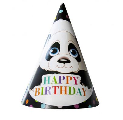 Ковпачок Панда Happy Birthday