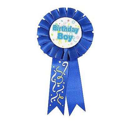 Значок Birthday Boy