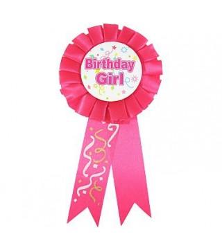 Значок Birthday Girl