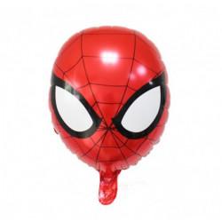 Шарики фигура голова Spiderman