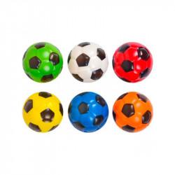 Мячики футбольные ассорти