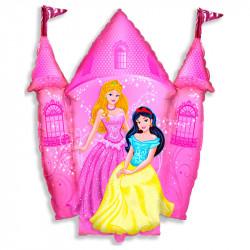 Кульки Замок та принцеси