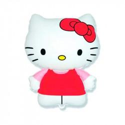 Шарик фигура Hello Kitty