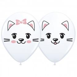 Воздушные шарики Милые котята