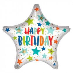 Кулька міні Happy Birthday