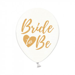 Кульки з малюнком Bride To be
