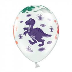Кульки Динозаври 50 шт/уп
