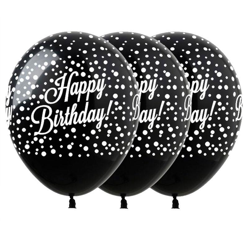 Кульки Happy Birthday