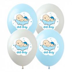 Воздушные шарики Hello Baby...