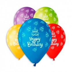 Кульки пастель Happy...