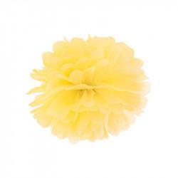 Помпон жовтий 1шт/уп