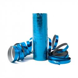 Серпантин голограма синій