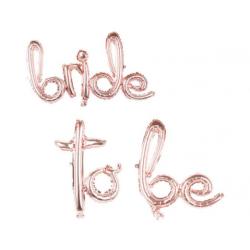 Повітряні кульки Bride to be