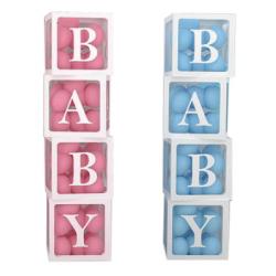 Коробки BABY 4шт/уп