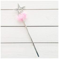 Чарівна паличка з рожевим...